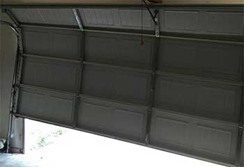 Garage Door Off Track Project | Garage Door Repair San Francisco, CA