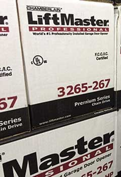 Liftmaster Opener Installation, San Francisco
